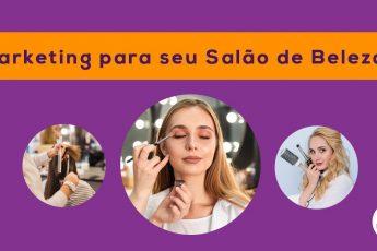 Marketing salão de beleza